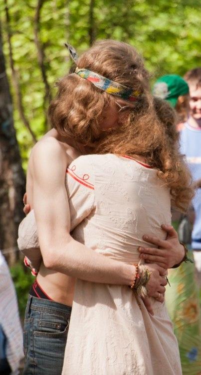 hippie-hug