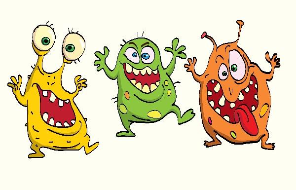 Cartoon-Germs-2