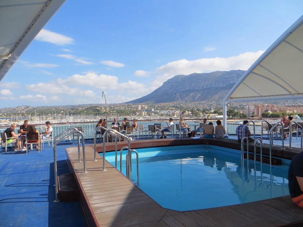 Ferry to Ibiza