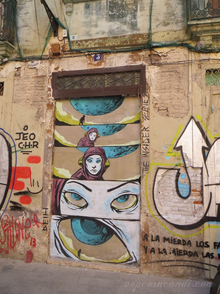Graffiti Valencia