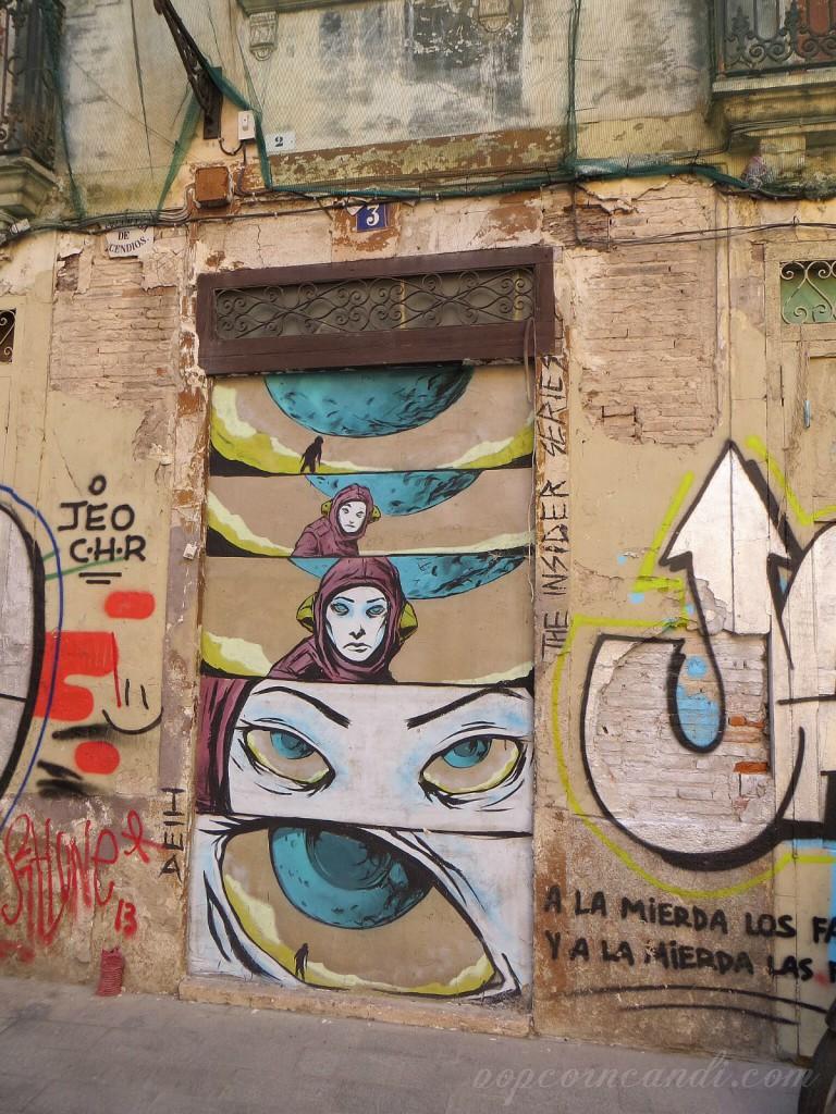 Graffiti Valencia