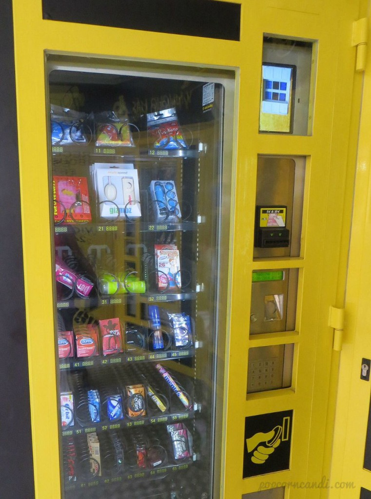 Sex Vending Machine