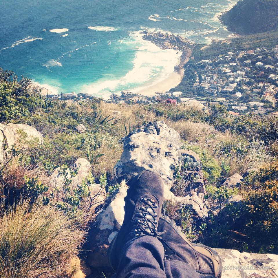 Hiking Cape Town