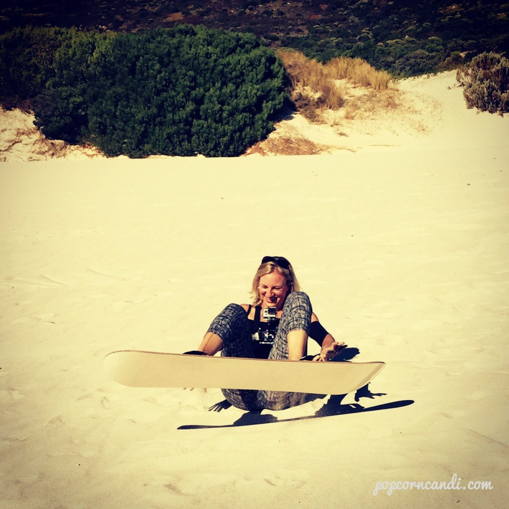Sand Boarding PopcornCandi