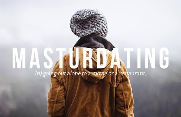 Masturdating