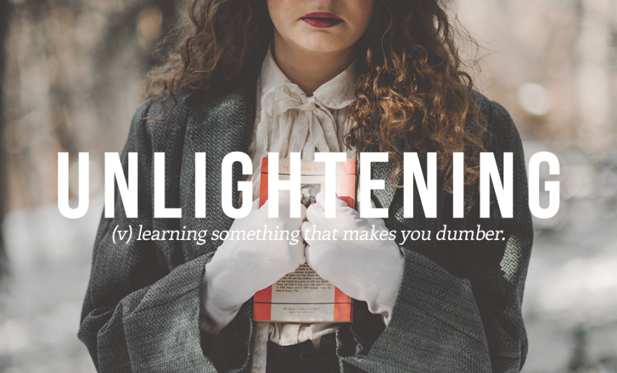 Umlightening
