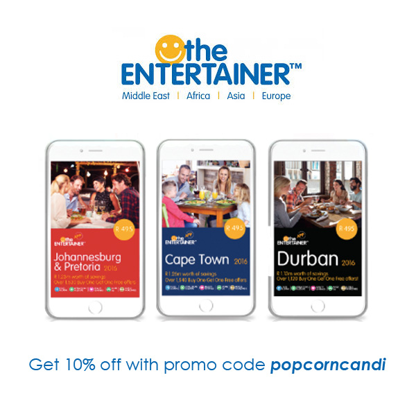 Entertainer Discount