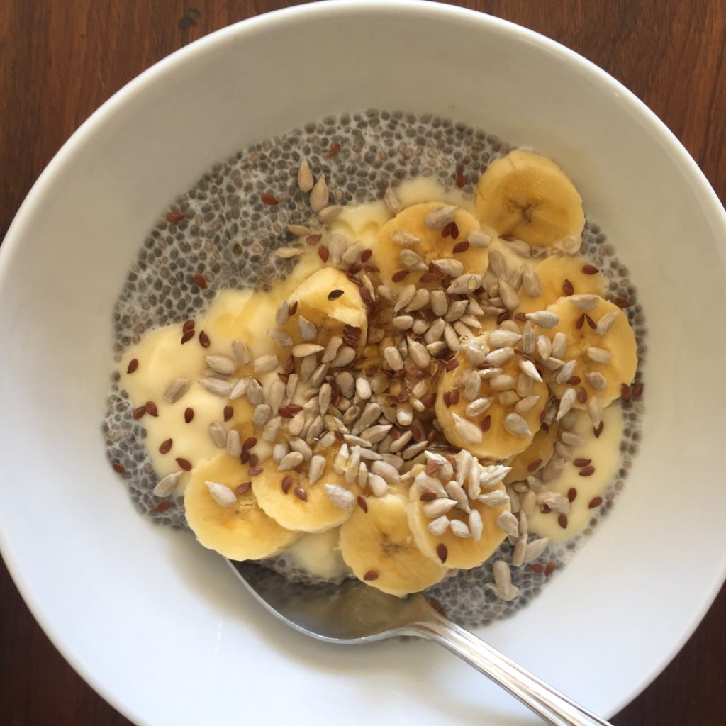 Chia Pudding Breakfast